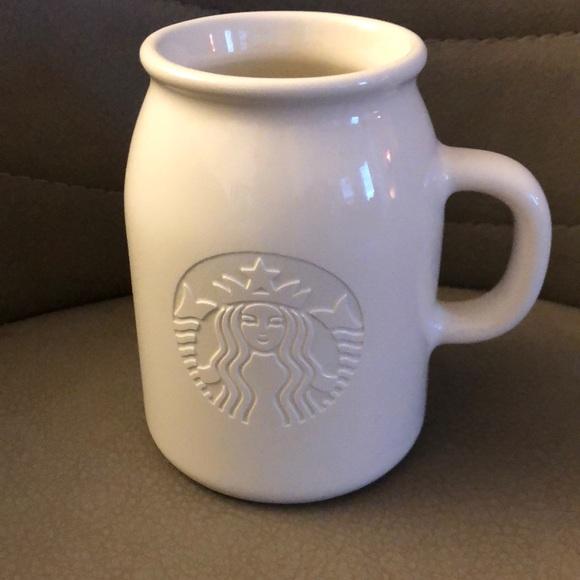 Brand new Starbucks milk mug